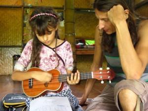 Укулеле - гавайская гитара