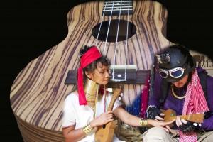 укулеле в Таиланде