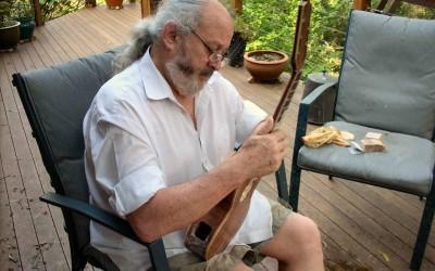 изготовление укулеле