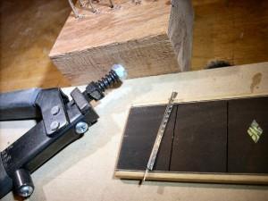 65. Cutting fret tangs